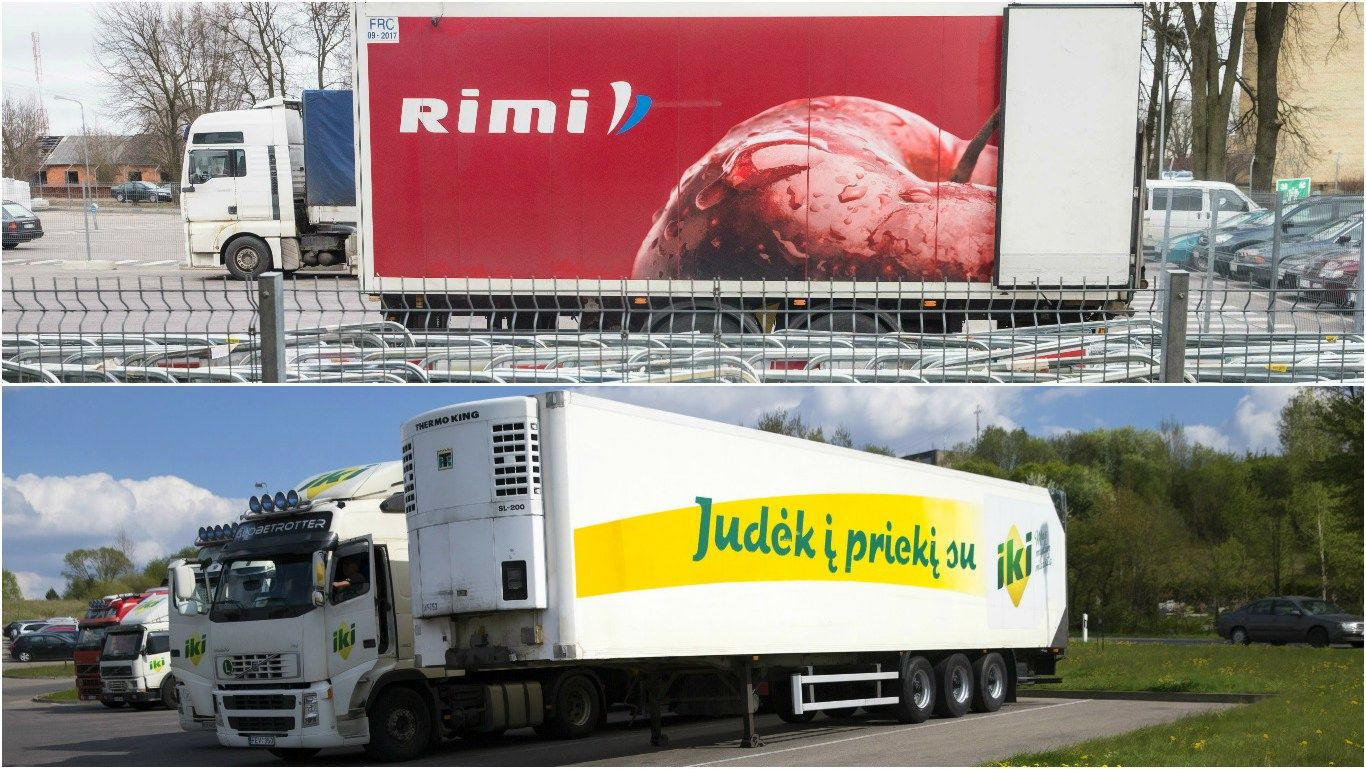 """VŽ paaiškina: kaip pasikeistų tinklų rinka """"Rimi"""" nupirkus """"Iki"""""""