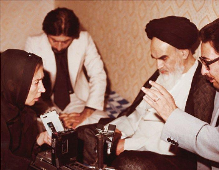 """""""Iliustruotoji istorija"""":Chomeinis paaukojo Irano sūnus"""