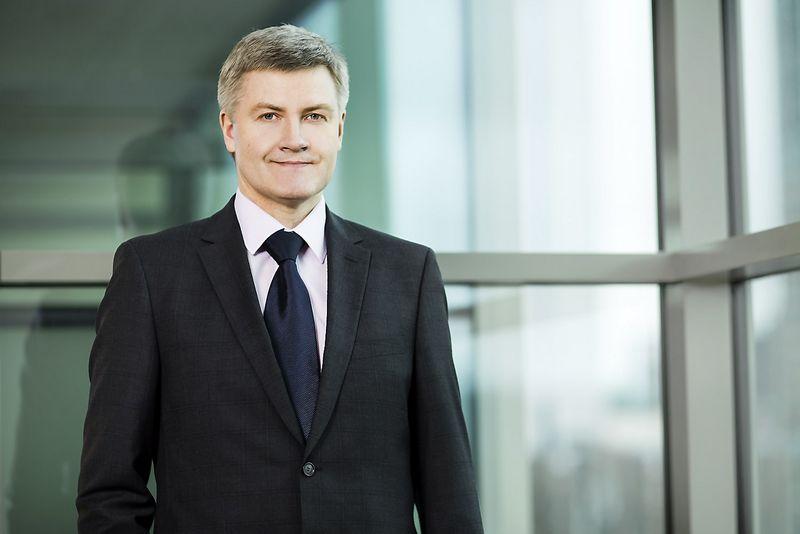 """Dainius Bložė, """"INVL Rusijos TOP20 subfondo"""" valdytojas. Įmonės nuotr."""