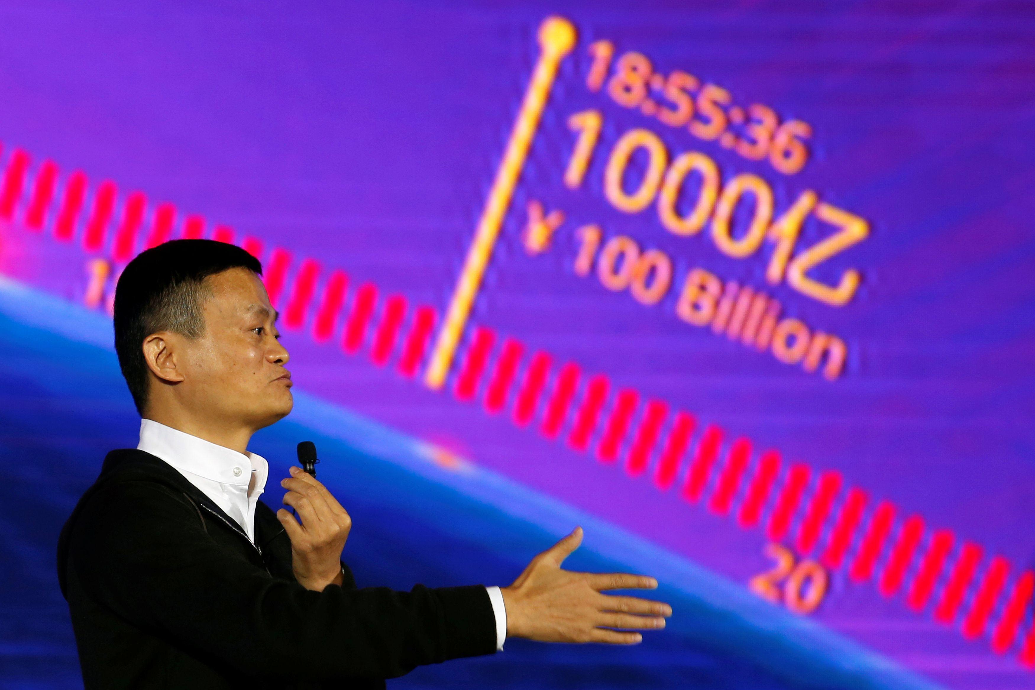 """Ar """"Alibaba"""" pasiekė piką"""