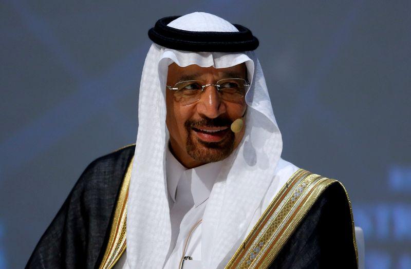 "Saudo Arabijos energetikos ministras Khalidas al-Falihas. Murado Sezero (""Reuters"" / ""Scanpix"") nuotr."