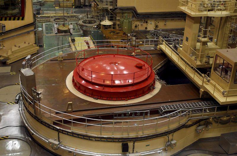 """Pakšo atominė elektrinė. Laszlo Balogho (""""Reuters"""" / """"Scanpix"""") nuotr."""