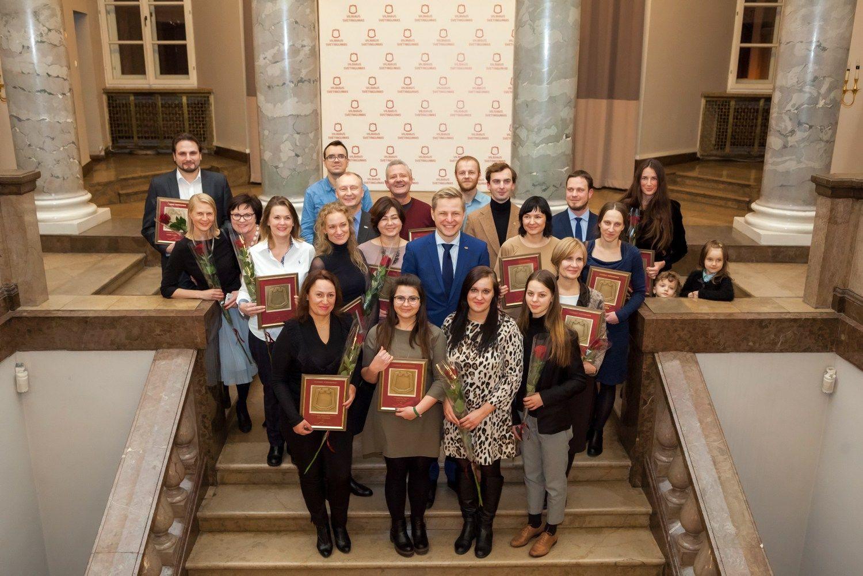 Apdovanotas svetingiausias Vilniaus verslas