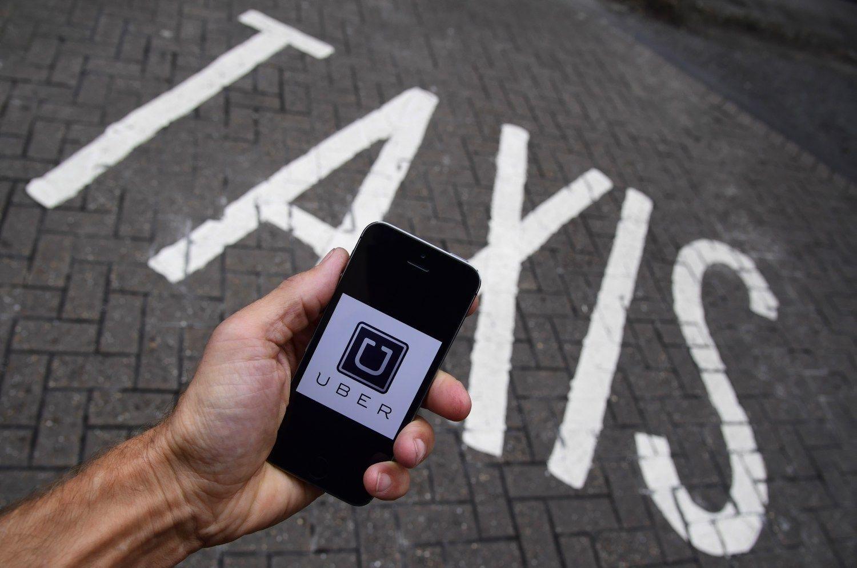 """Europos Teisingumo Teismas imasi spręsti, kas yra """"Uber"""""""