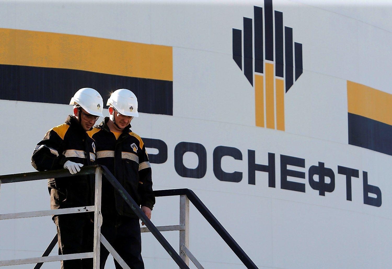 """""""Rosneft"""" dalį gali įsigyti ir pati """"Rosneft"""""""