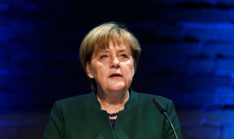 Merkel neketina riboti pabėgėlių skaičiaus Vokietijoje