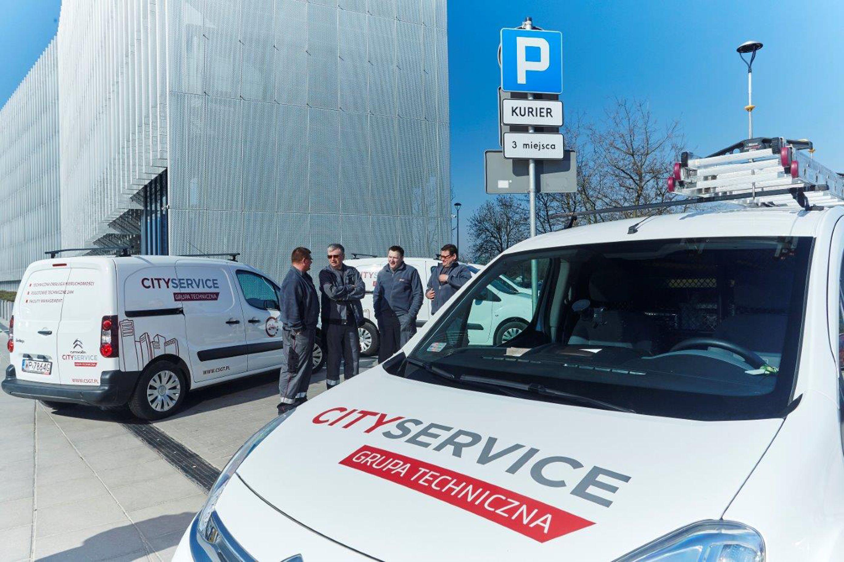 """""""City Service"""" nusipirko įmonę Latvijoje"""