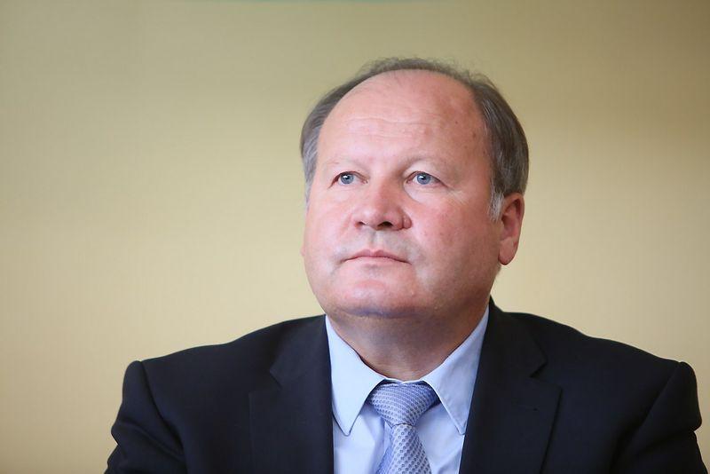 "Valerijus Makūnas, Kauno rajono meras. Eriko Ovčarenko (""15min.lt"") nuotr."