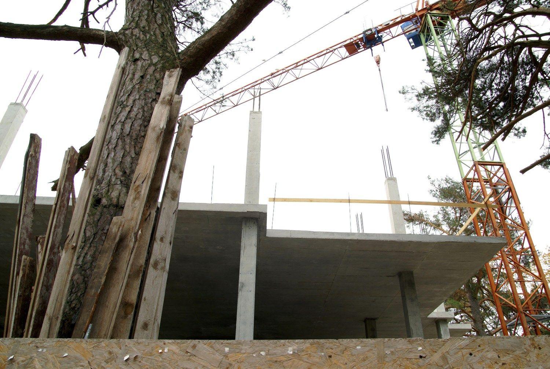 """4,5 mln. Eur vertės Palangos baseiną statys """"Conresta"""""""