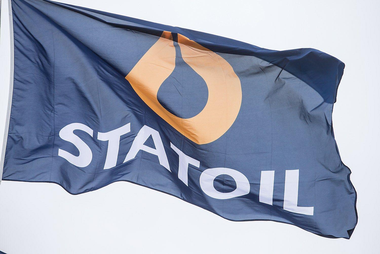 """""""Statoil"""" degalinės siūlo atsiskaityti bekontaktėmis"""