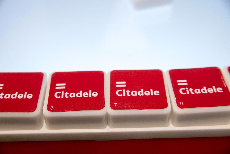 """""""Citadele"""" pasirinko žiniasklaidos partnerius"""