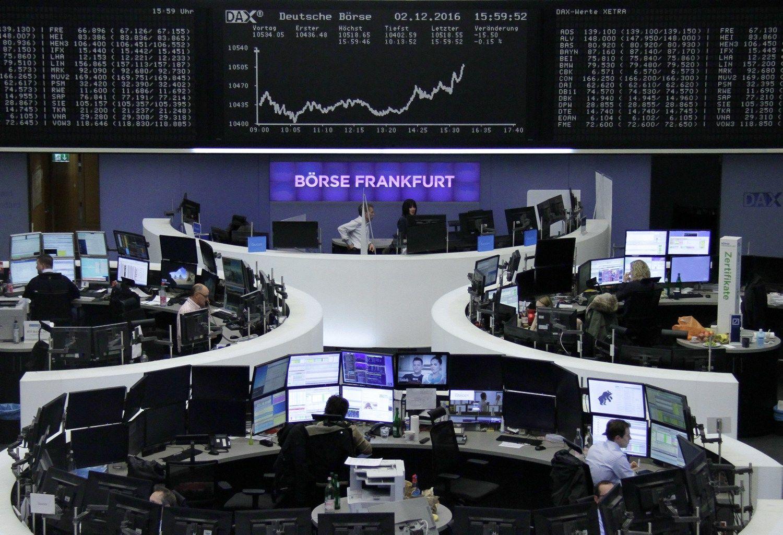 Mažinosi riziką prieš Italijos referendumą