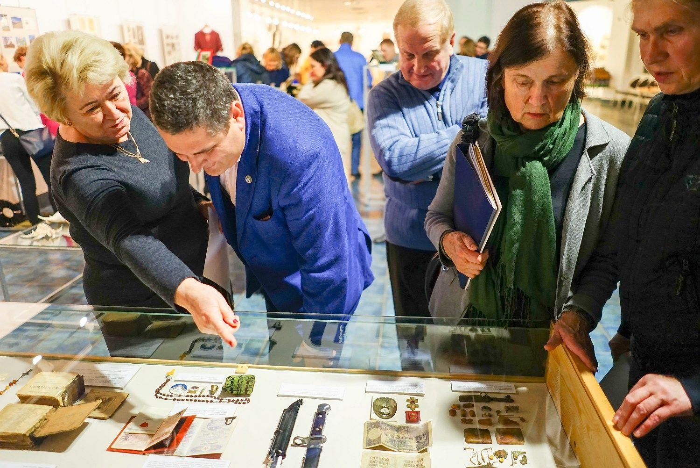 Nidoje veikia eksperimentinė paroda-muziejus