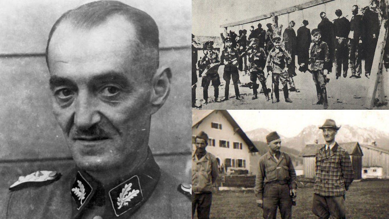 """""""Iliustruotoji istorija"""": SS velnio brigada"""