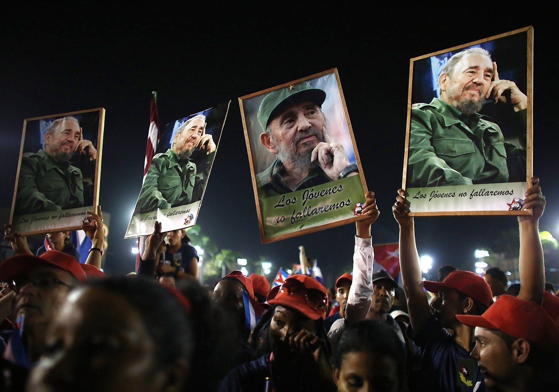 Kuba laukia turistų antplūdžio: Fidelis mirė, tegyvuoja Fidelis?