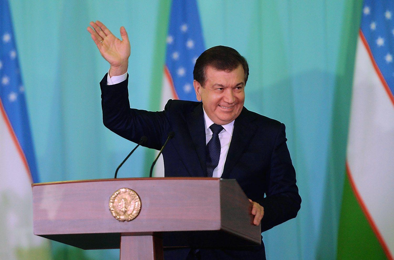 Mirzijojevas tapo Uzbekistano prezidentu