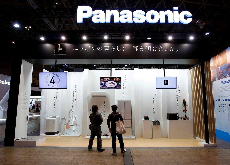 """""""Panasonic"""" Europoje ketina apsipirkti už 1 mlrd. USD"""