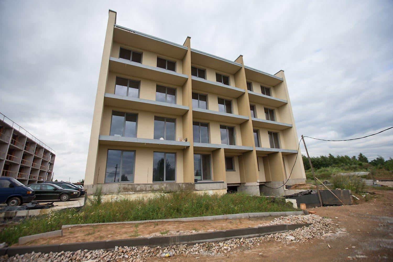 VMI kiek išplėtė būsto pardavimo lengvatas
