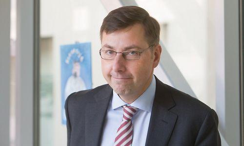Steponavičius stabdo narystę Liberalų sąjūdyje