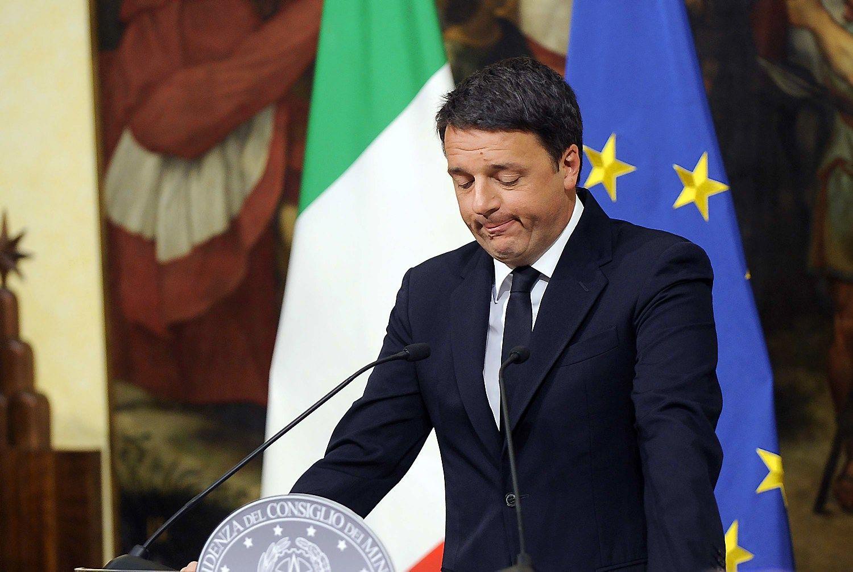 Po Italijos referendumo euras – 20 mėnesių žemumose