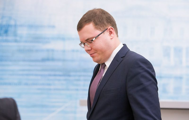 Julius Pagojus. Juditos Grigelytės (VŽ) nuotr.
