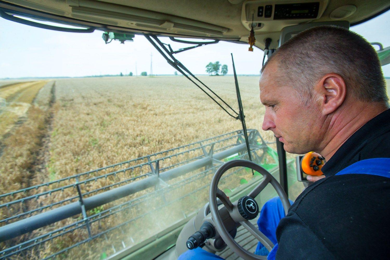 Kiek uždirba žemės ūkio specialistai