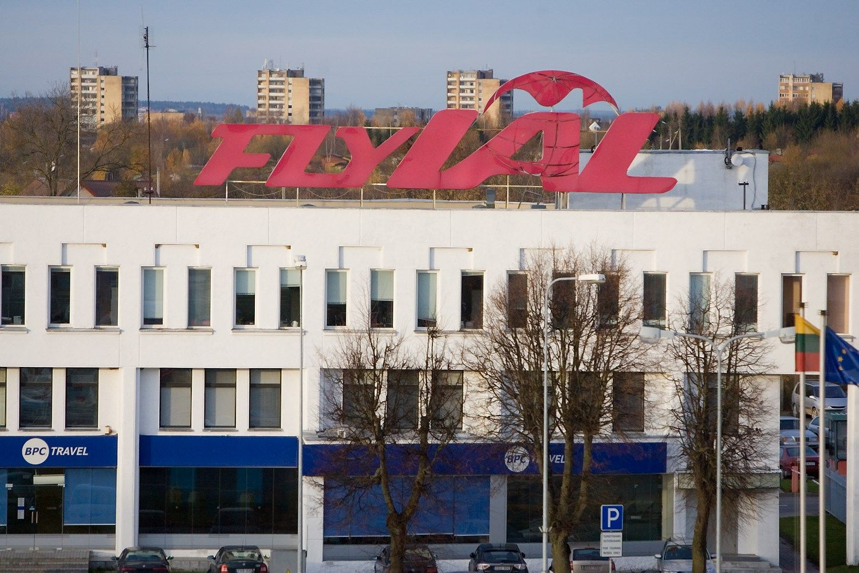 "Prokuratūra nutraukė ""flyLAL"" tyrimą"