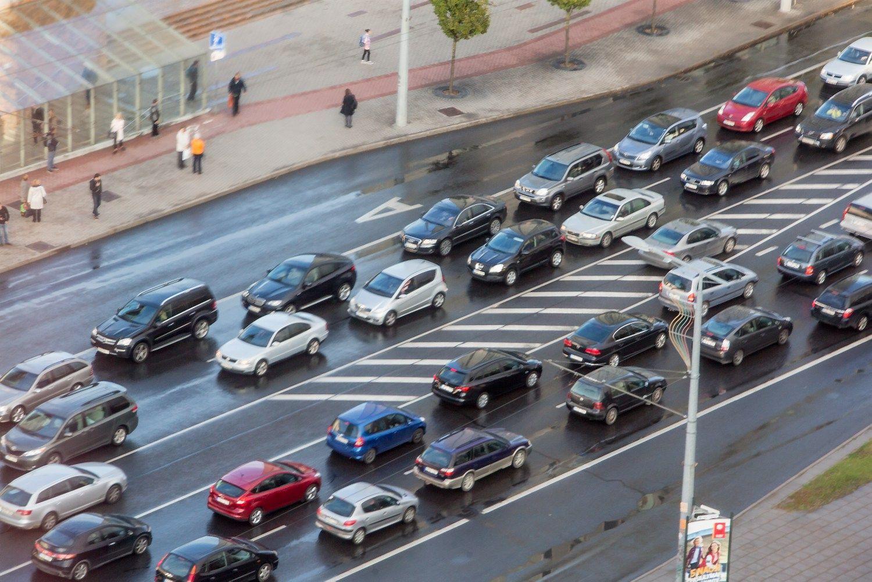 Tarp transporto lyderių – 3 bendrovės