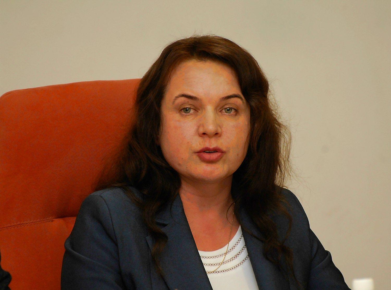 Ketvirtoji kandidatė į teisingumo ministrus – Milda Vainiutė
