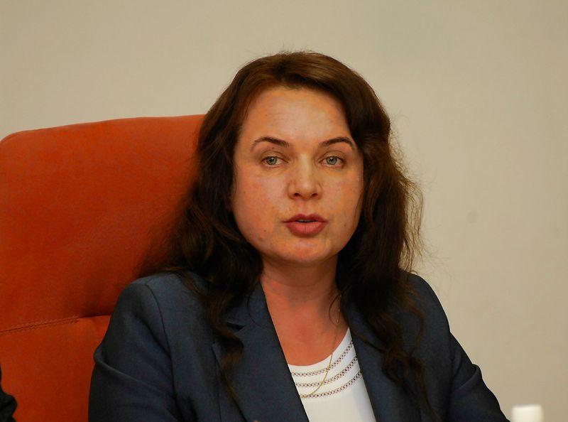 Milda Vainiutė, kandidatė į teisingumo ministrus. MRU nuotr.