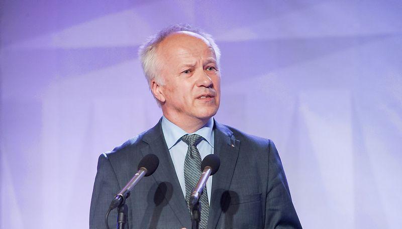 Vladas Lašas, verslininkas, visuomenininkas. Juditos Grigelytės (VŽ) nuotr.