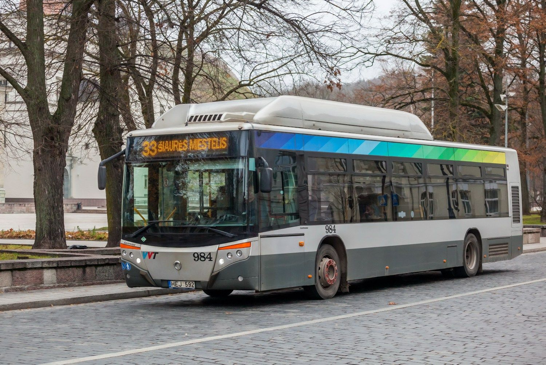 Sostinės taryba svarsto, ar Vilnius pirks 150 naujų autobusų
