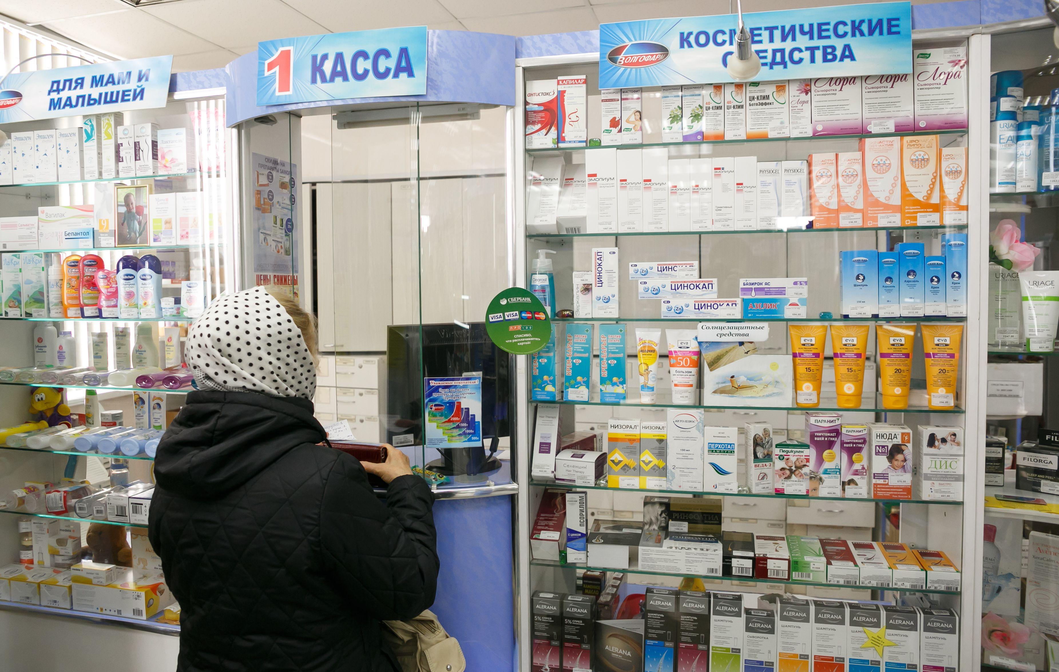 Draudžiamų importuoti į Rusiją gaminių sąraše – daugiau medicinos priemonių