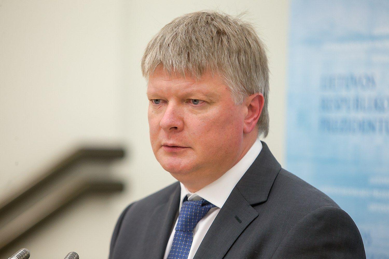 Būsimas aplinkos ministras pertvarkas žadastatybų ir atliekų sektoriuose