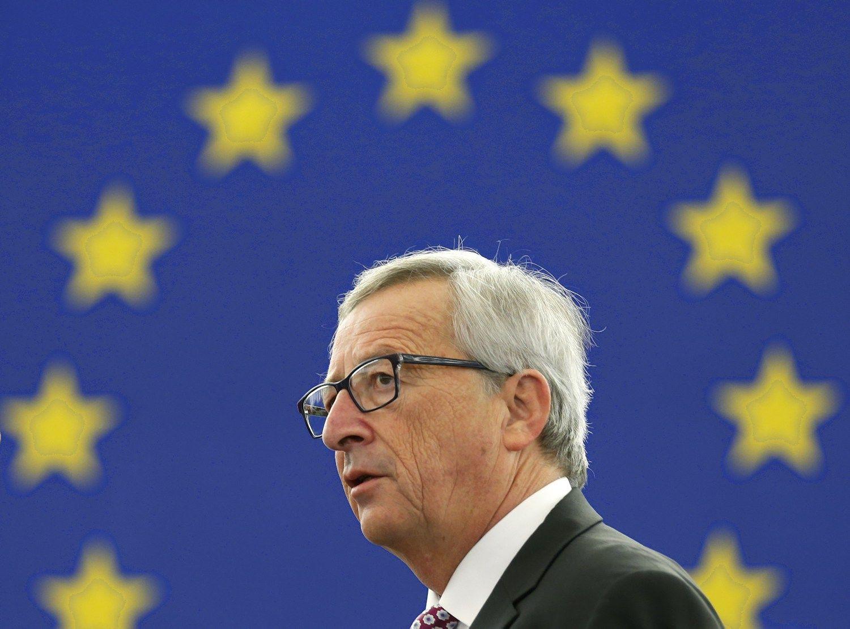 ES tiki Junckerio planu ir ketina jį tęsti toliau