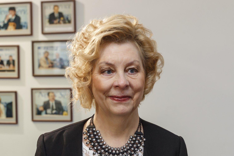 SVV tarybos pirmininke perrinkta Dalia Matukienė