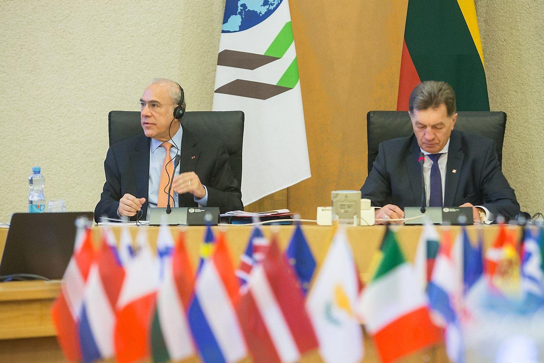 Lietuva reikšmingai priartėjo prie narystėsEBPO