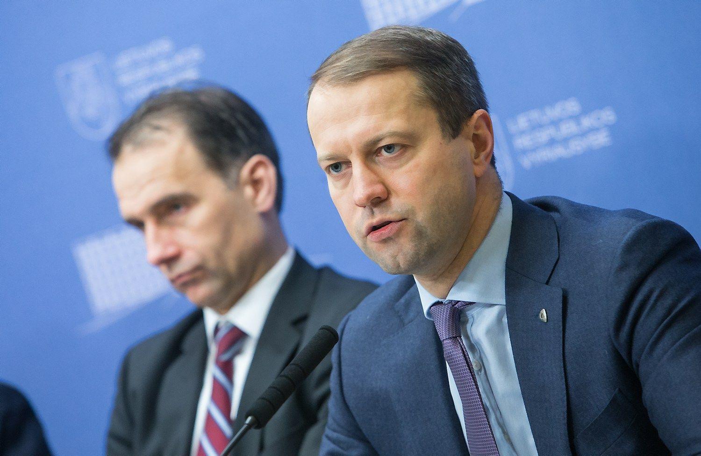 """Šaltiniai:Misiūnui siūloma vadovauti """"Lietuvos geležinkeliams"""""""