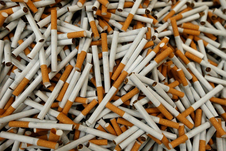 Tabako gamintojai ir pardavėjai nebegalės remti renginių
