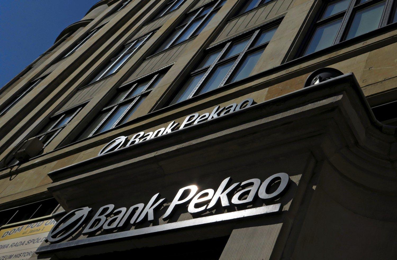 """Italų """"Unicredit"""" traukiasi iš Lenkijos """"Bank Pekao"""""""