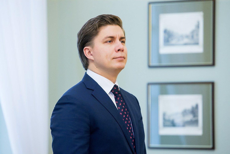 Paskirtasis ūkio ministras Sinkevičius: kokie laukia pokyčiai ir darbai