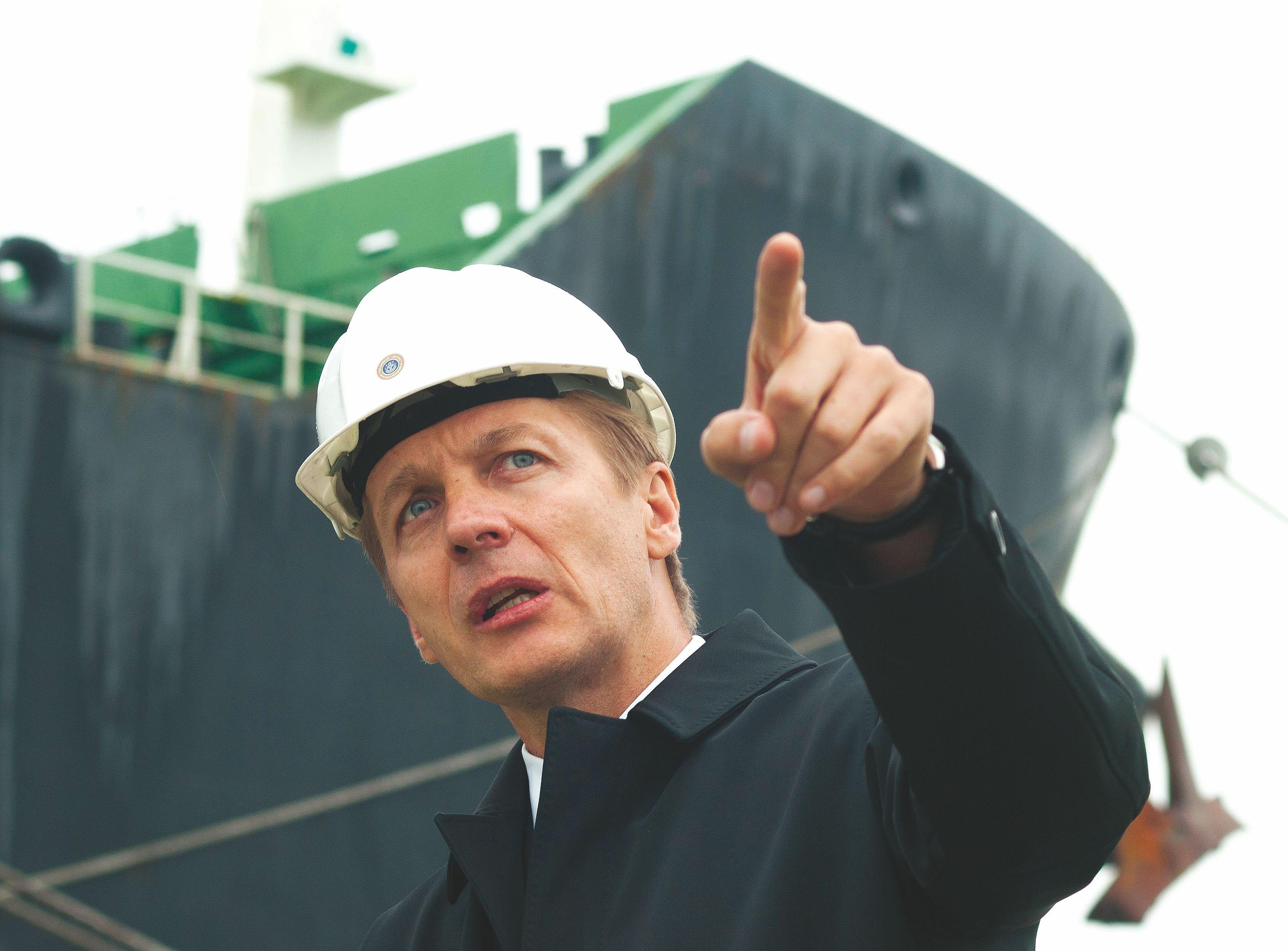 Ambicingas planas – 400 mln. Eur investicijos uoste