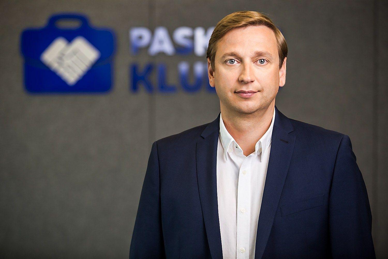 """""""Paskolų klubas"""" pasiekė mėnesio skolinimo rekordą, sieks 1 mln. Eur"""