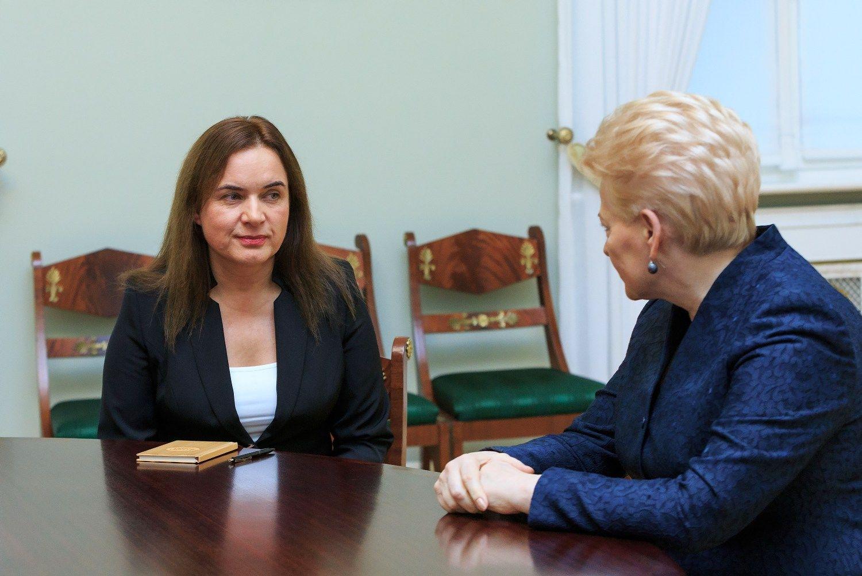 Prezidentė paskyrė teisingumo ministrę
