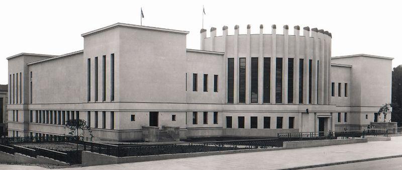 Iki sausio 8 d. Vytauto Didžiojo kultūros muziejus, modernistinės architektūros šedevras, UNESCO paveldo objektas atveria šiaip jau visuomenei uždaras erdves. M. K. Čiurlionio dailės muziejaus nuotr.