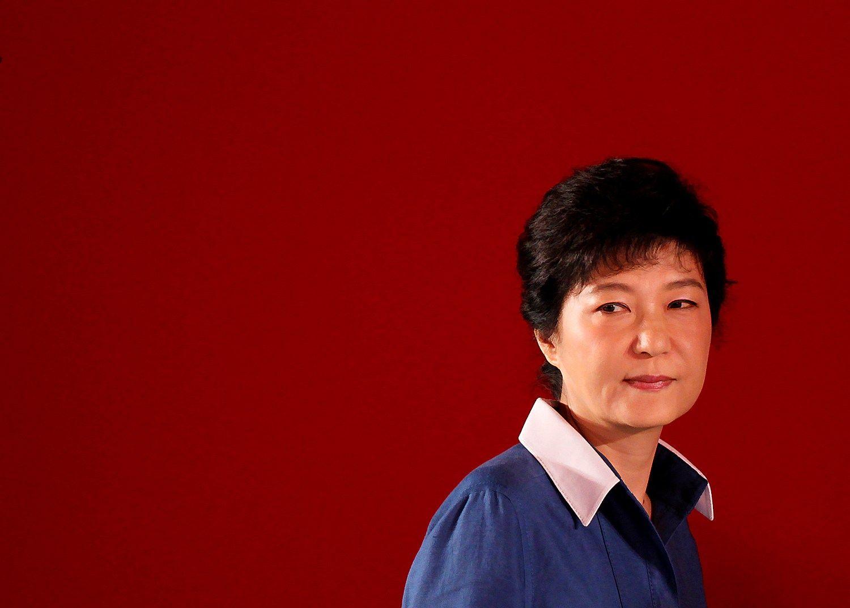 Pietų Korėjos parlamentas pritarė prezidentės apkaltai