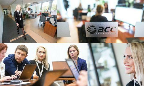"""Pirmosios darbo dienos """"ACC Distribution"""": kiekvienas turime savas taisykles"""