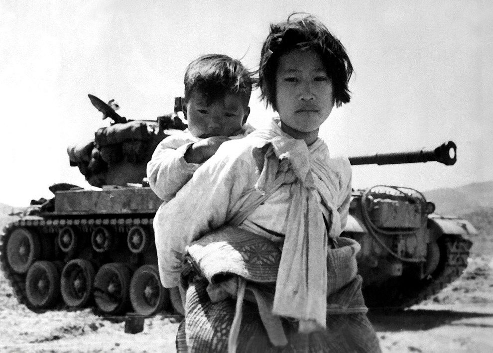 """""""Iliustruotoji istorija"""": nukirsti galvą Pietų Korėjos prezidentui"""