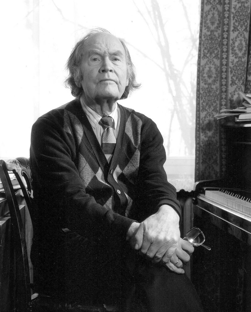 Kompozitorius Julius Juzeliūnas (1916–2001 m.).  Arūno Baltėno / LMIC nuotr.