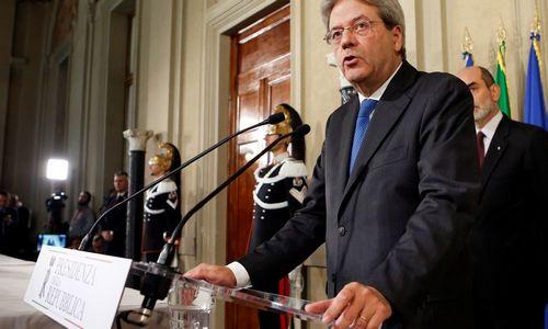 Paskirtas naujas Italijos premjeras